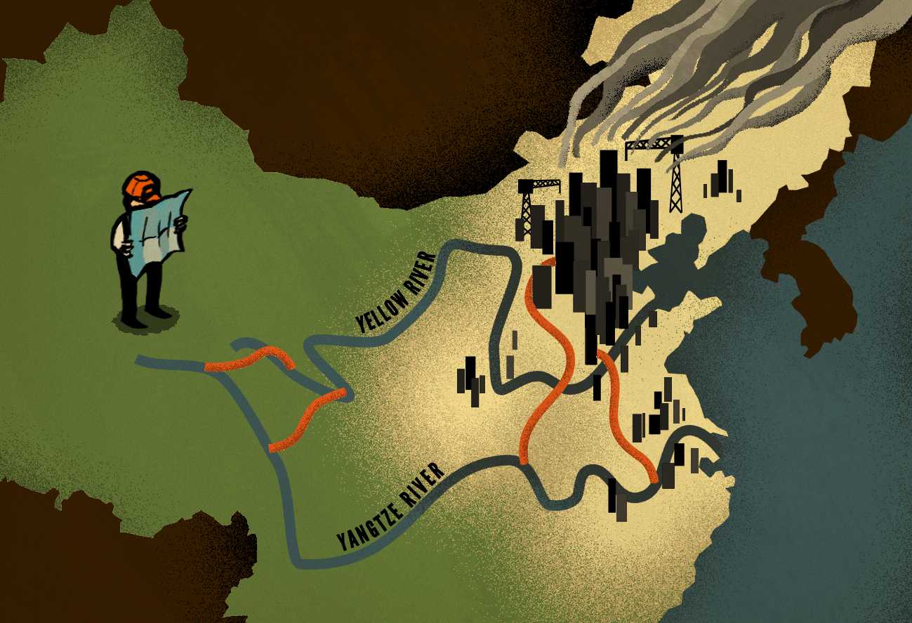 China's Massive Water Problem