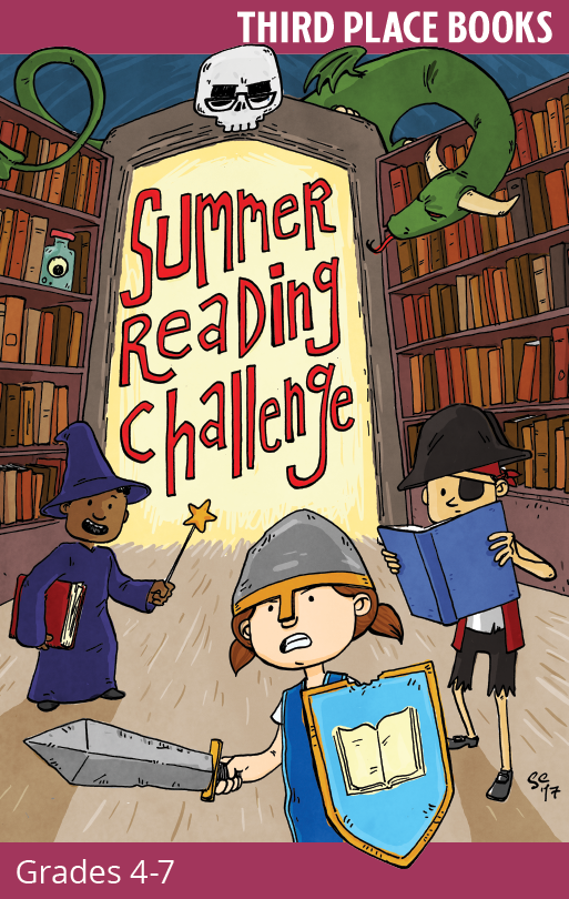 summer reading challenge 4-7
